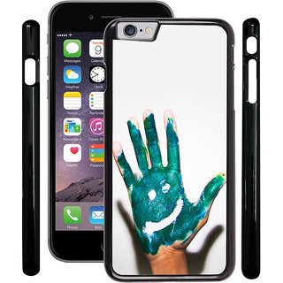 Instyler Digital Printed Back Cover For Apple I Phone 6 IP6DS-10125