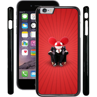 Instyler Digital Printed Back Cover For Apple I Phone 6 IP6DS-10131