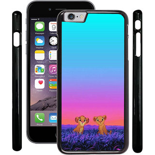 Instyler Digital Printed Back Cover For Apple I Phone 6 IP6DS-10133
