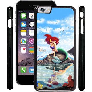 Instyler Digital Printed Back Cover For Apple I Phone 6 IP6DS-10144