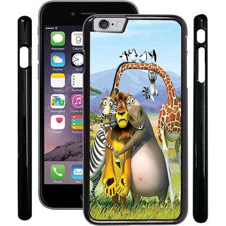Instyler Digital Printed Back Cover For Apple I Phone 6 IP6DS-10150