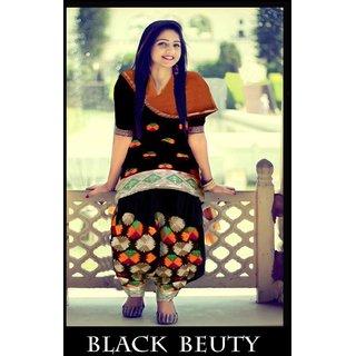 Thankar Latest Designer Black Salwar Suit