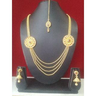 1Gram jewellery Long haram model