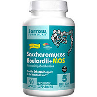 Jarrow Formulas Saccharomyces Boulardii Plus Mos 5 Billion - 90 Capsules