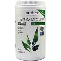 Nutiva Organic Hemp Protein 15 G - 16 Oz