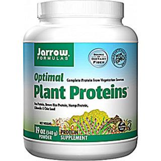 Jarrow Formulas Optimal Plant Proteins (540gm)