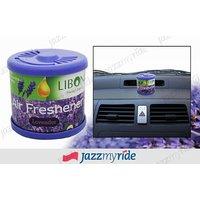 Liboni Natural Aroma Car Air Freshener / Perfume - Lavender