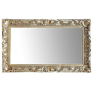 Antique Silver Attractive Mirror Frame