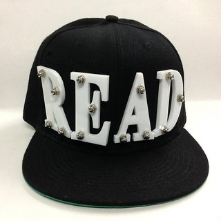Buy Read 3D Snapback Hiphop Cap Online   ₹349 from ShopClues 299a7b16d839