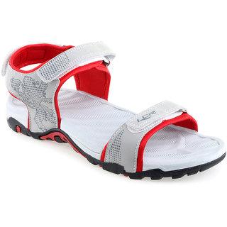 Lancer Men's Red Velcro Sandals