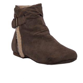 Ladies Soft Fabric Boots