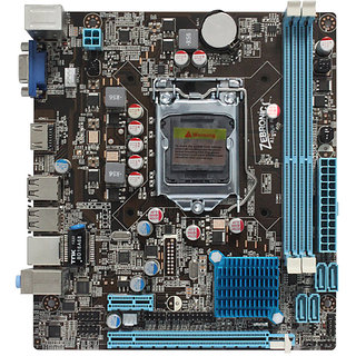 Zebronics H61 Motherboard