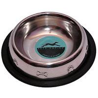 Pet Club51 high quality  stylish dog food bowl XXS-EMBOSSED