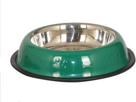 Pet Club51 high quality  stylish dog food bowl XL-GREEN