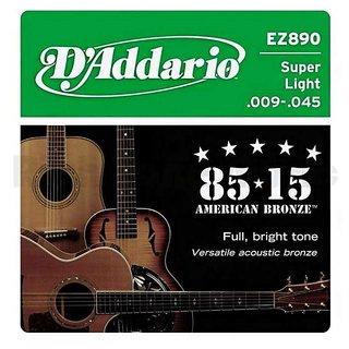 DAddario Ez 890