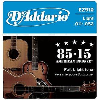 DAddario EZ 910
