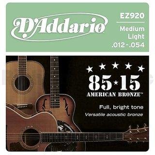 DAddario Ez 920