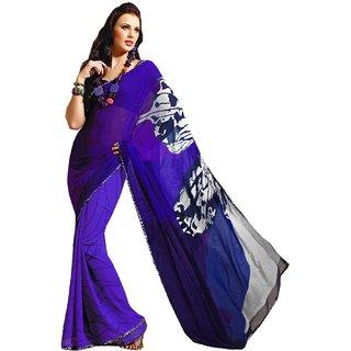 SUBHASH RAWSILK SAREE COLLECTIONS-Blue-SUT7330-VN-Art Silk, Silk