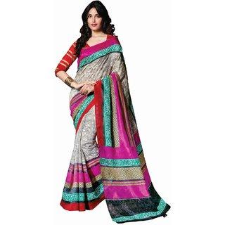 BHAGALPURI SAREE-Grey-SUT14243-MV-RawSilk