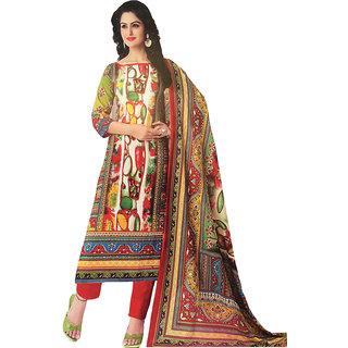Nitin cotton printed salwar suit