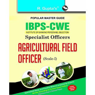 Ibps Bank Agricultural Field Officer Common Written Exam (Cwe) Guide