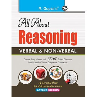 All About Reasoning (Verbal  Non-Verbal)