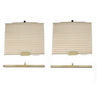 Autostark Car Auto Folding Afb5993 Sun Shade For Maruti Wagonr (Side Window)