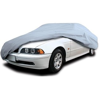 Autostark High Quality Heavy Fabric Car Cover For Ford Figo