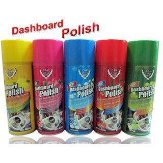 s4d Car Dashboard Polish Spray With Various Air Freshener