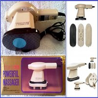 JAPAN MAKE THRIVE PROFESSIONAL POWERFULL FULL BODY MASSAGER WITH 3 ATTACHMENTS