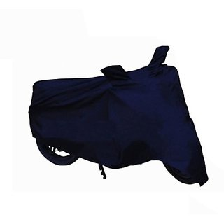 Autostark Mahindra Flyte Two Wheeler Cover (Blue)