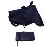 Autostark Imported Fabric Activa 125 Two Wheeler Cover (Blue)
