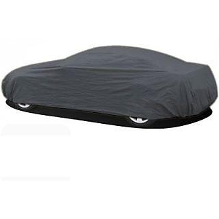 Autostark High Quality Heavy Fabric Car Cover For Mahindra Quanto