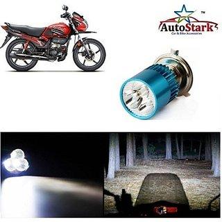 Autostark H4 3Bright Light White- Passion Pro Tr Motorbike Led Bulb (Headlight Pack Of 1)