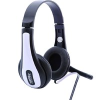 Zebronics Multimedia Headphone With Mic COLT 3 White Fo
