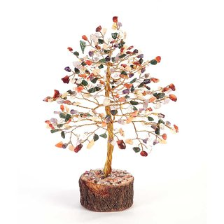 only4you Feng Shui Crystal Tree