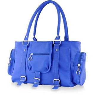 Chhaya Causal Handbag - Blue