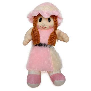 Trimurti Multi Colour Doll Soft Toy