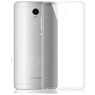 buy popular d2159 9f4c5 SpectraDeal Back Cover For Lenovo Vibe S1 (Transparent)