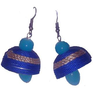 Blue Earrings For Womens