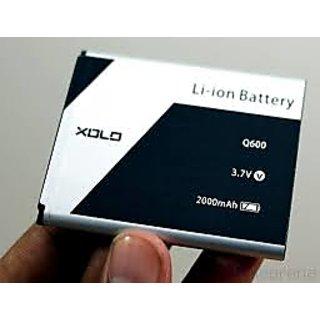 for  Xolo Q600 3.7V 2000mAh Battery For Xolo Q600