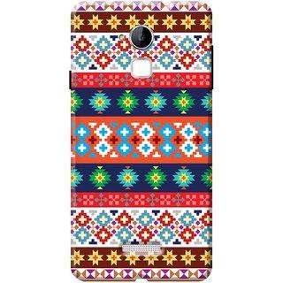 Kanvascases Multicolor Mobile Back