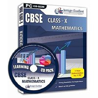 Average2Excellent Class 10 Mathematics Study Pack CBSE