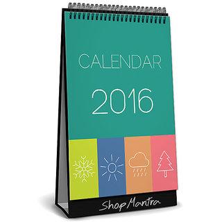 buy shopmantra seasonal cute icons table calendar online get 0 off