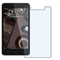 2 X Pack - Tempered Glass Screen Protector For Micromax Canvas Doodle 3 A102