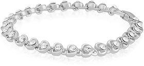 Mahi White Bracelet For Women