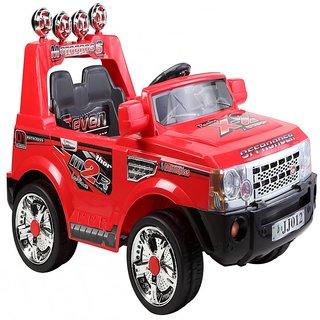 BWILD HULK Ranger 2012 Red Color Jeep