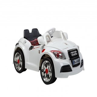 BWILD Sdean Car White Color