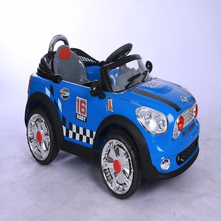 BWILD Mini Car with Blue Color