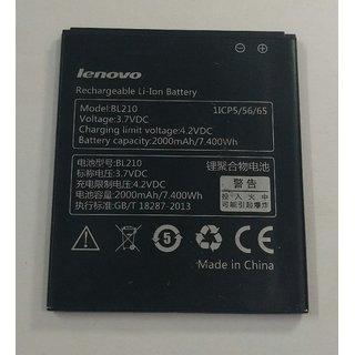 ORIGINAL BATTERY BL210 For LENOVO S820 S650 A656 A658T A766 A750E A770